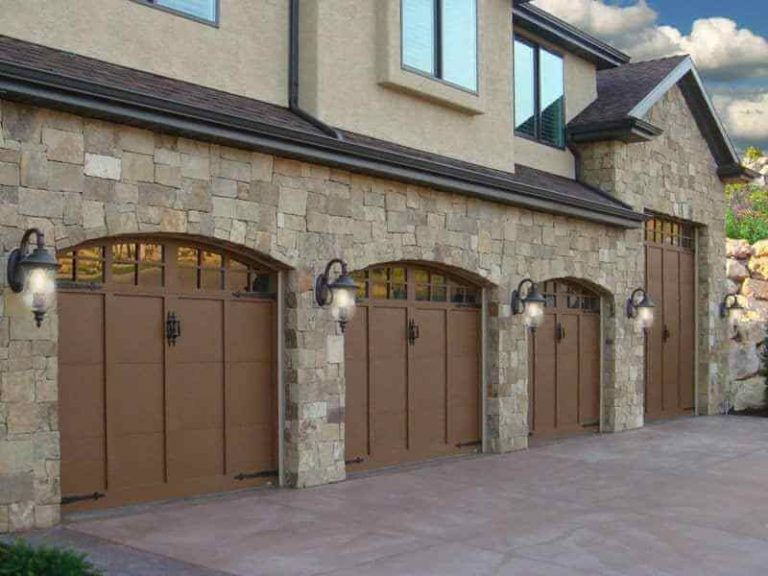 Garage Doors Are Us - Garage Door Discount Services - Multiple Garage Doors Image